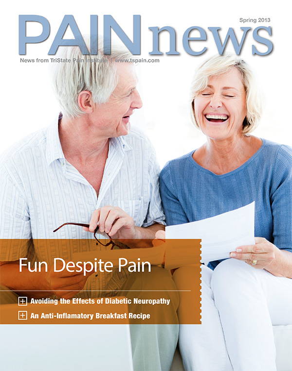 PAINnews Spring 2013