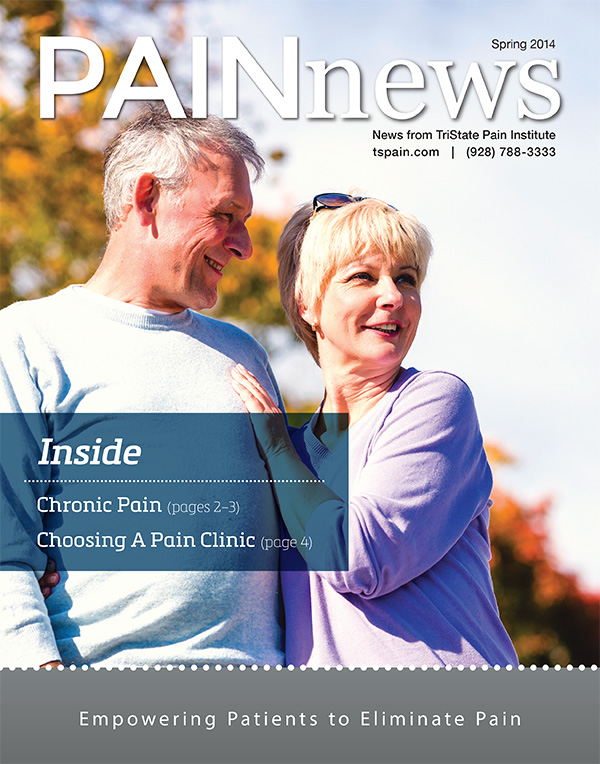 PAINnews Spring 2014
