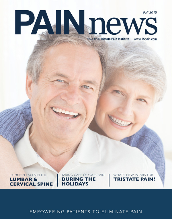 TSP Pain News Fall 2015